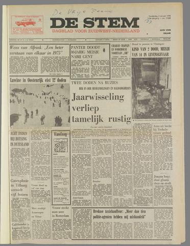 de Vrije Zeeuw 1975-01-02