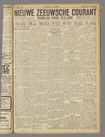 Nieuwe Zeeuwsche Courant 1923-06-05