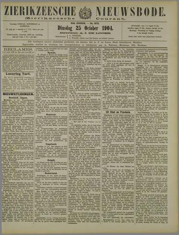 Zierikzeesche Nieuwsbode 1904-10-25