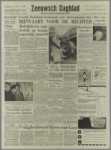 Zeeuwsch Dagblad 1959-09-05
