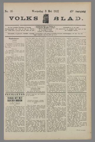 Volksblad 1922-05-03