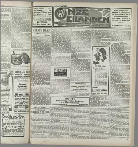 Onze Eilanden 1927-09-24