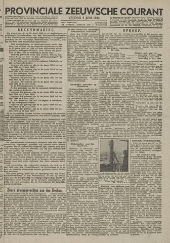 Provinciale Zeeuwse Courant 1943-06-04