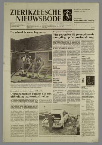 Zierikzeesche Nieuwsbode 1987-08-24