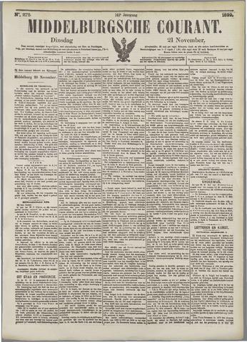 Middelburgsche Courant 1899-11-21