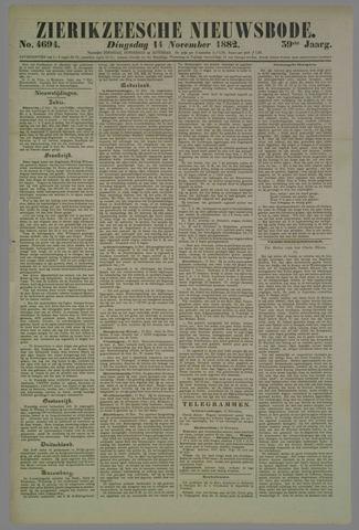 Zierikzeesche Nieuwsbode 1882-11-14