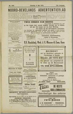 Noord-Bevelands Nieuws- en advertentieblad 1928-05-19
