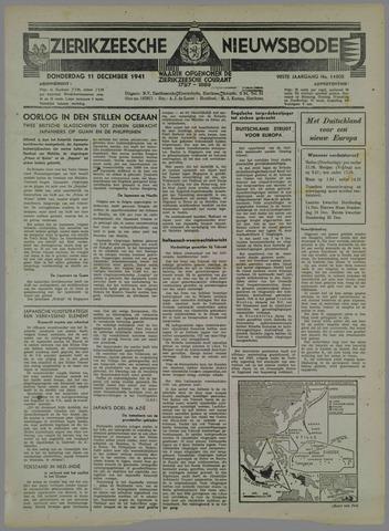 Zierikzeesche Nieuwsbode 1941-11-12