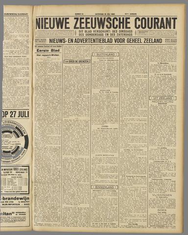 Nieuwe Zeeuwsche Courant 1932-07-16