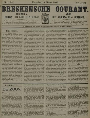 Breskensche Courant 1905-03-18