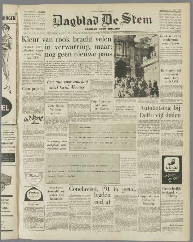 de Stem 1958-10-27