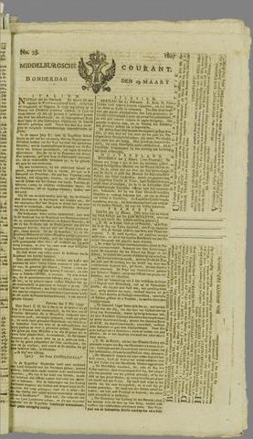 Middelburgsche Courant 1807-03-19