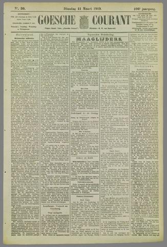 Goessche Courant 1919-03-11