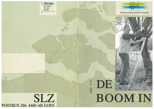 Landschapsbeheer Zeeland - de Boom in 2003-12-01