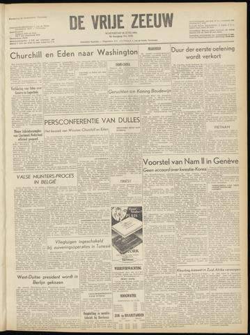 de Vrije Zeeuw 1954-06-16