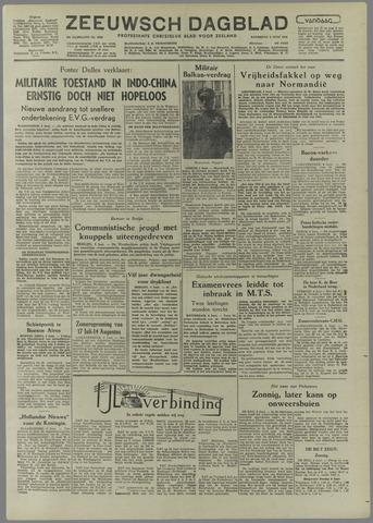 Zeeuwsch Dagblad 1954-06-05
