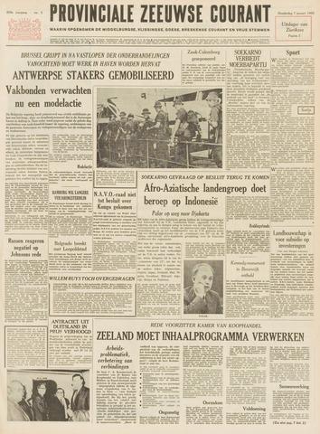 Provinciale Zeeuwse Courant 1965-01-07