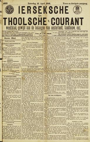 Ierseksche en Thoolsche Courant 1916-04-15