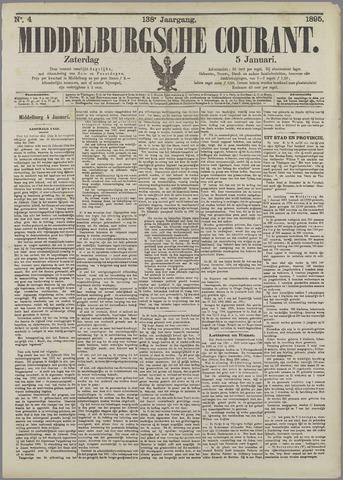 Middelburgsche Courant 1895-01-05