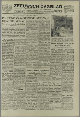 Zeeuwsch Dagblad 1953-10-28