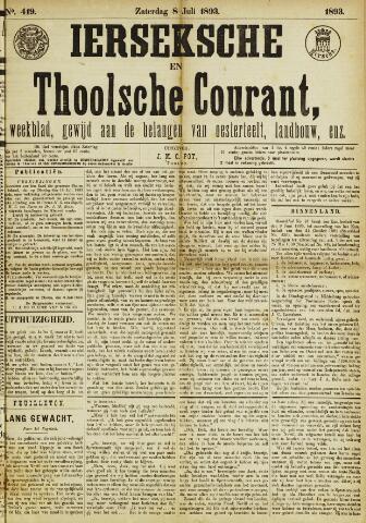 Ierseksche en Thoolsche Courant 1893-07-08