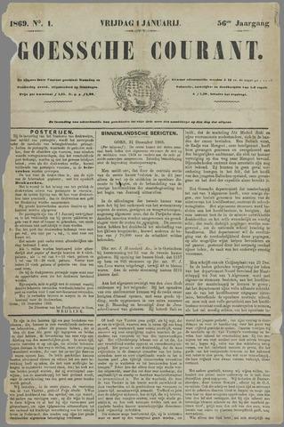 Goessche Courant 1869