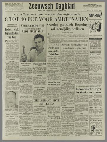 Zeeuwsch Dagblad 1961-12-19