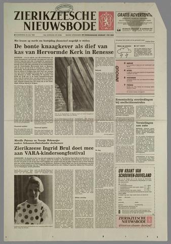 Zierikzeesche Nieuwsbode 1993-07-29