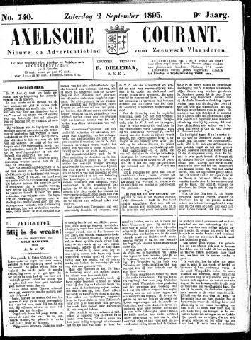 Axelsche Courant 1893-09-02
