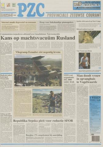 Provinciale Zeeuwse Courant 1998-08-31