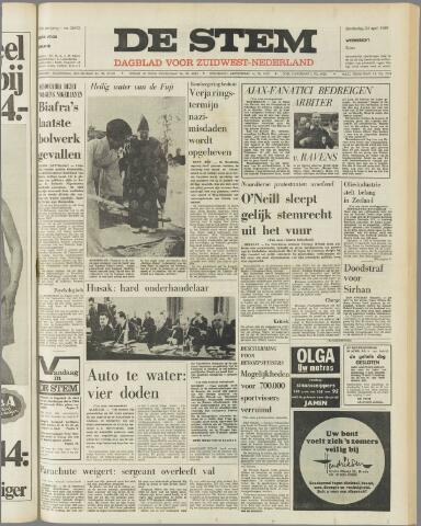 de Stem 1969-04-24