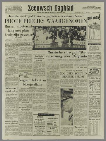 Zeeuwsch Dagblad 1961-09-02