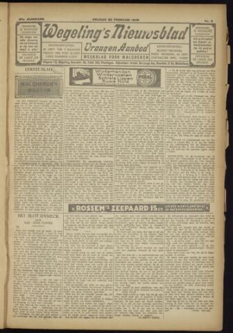 Zeeuwsch Nieuwsblad/Wegeling's Nieuwsblad 1929-02-22