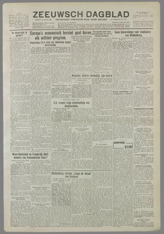Zeeuwsch Dagblad 1949-03-25