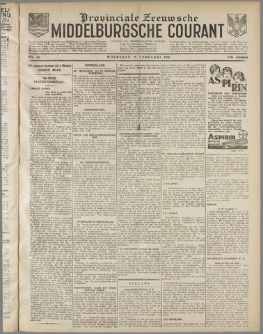 Middelburgsche Courant 1930-02-19