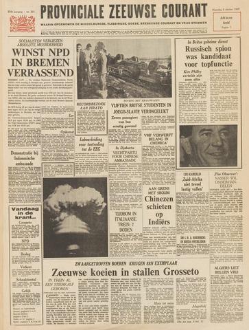 Provinciale Zeeuwse Courant 1967-10-02