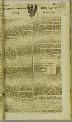 Middelburgsche Courant 1817-08-21