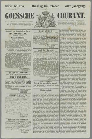 Goessche Courant 1872-10-22