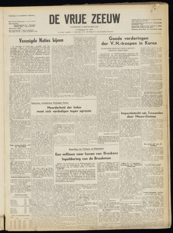 de Vrije Zeeuw 1950-09-23