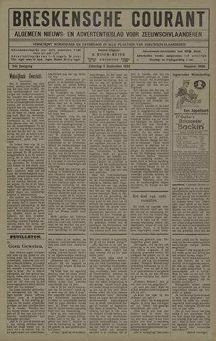 Breskensche Courant 1925-09-05
