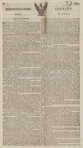 Middelburgsche Courant 1827-01-16