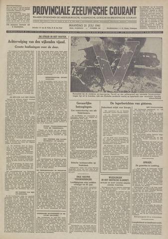 Provinciale Zeeuwse Courant 1941-07-21
