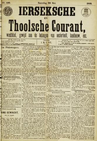 Ierseksche en Thoolsche Courant 1893-05-20