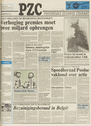 Provinciale Zeeuwse Courant 1981-03-23