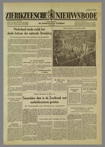 Zierikzeesche Nieuwsbode 1960-05-06