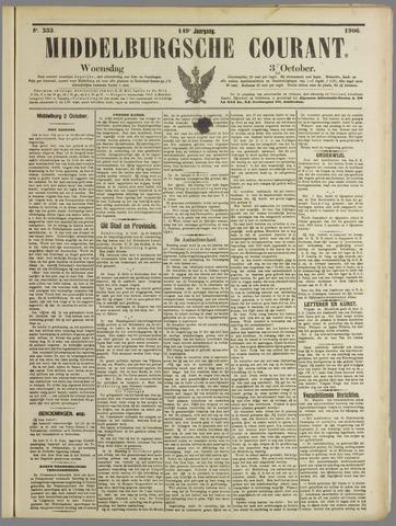 Middelburgsche Courant 1906-10-03