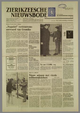 Zierikzeesche Nieuwsbode 1974-04-23