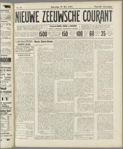 Nieuwe Zeeuwsche Courant 1913-05-10