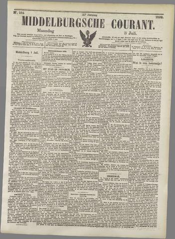 Middelburgsche Courant 1899-07-03