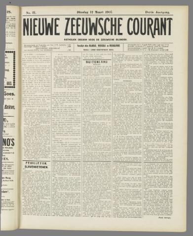 Nieuwe Zeeuwsche Courant 1907-03-12